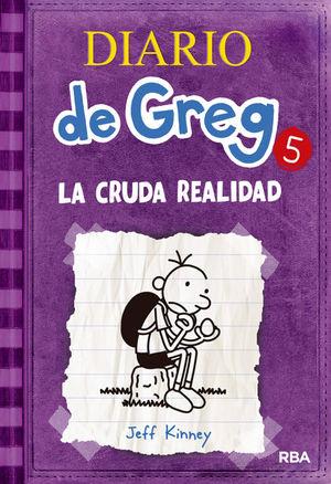 DIARIO DE GREG 5  LA CRUDA REALIDAD