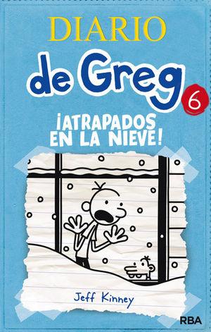 DIARIO DE GREG 6 - ATRAPADOS EN LA NIEVE
