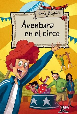 AVENTURA EN EL CIRCO