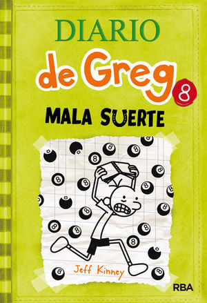 DIARIO DE GREG 8 MALA SUERTE