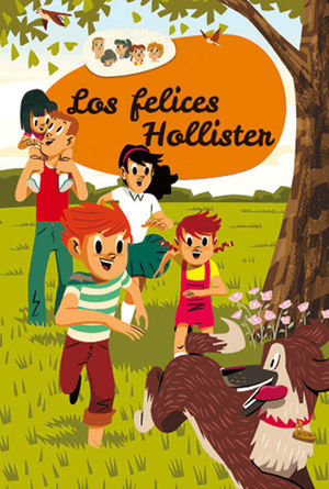 1 LOS HOLLISTER LOS FELICES HOLLISTER
