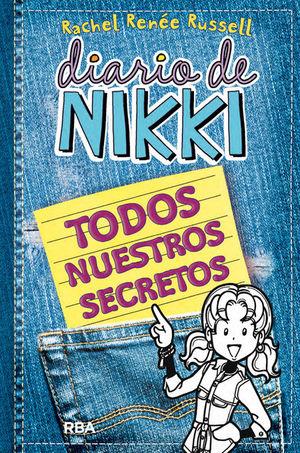 DIARIO DE NIKKI TODOS NUESTROS SECRETOS