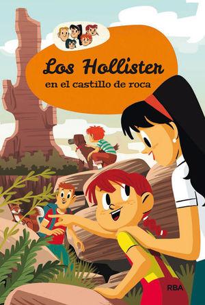 3 LOS HOLLISTER EN EL CASTILLO DE ROCA