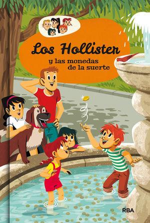 4 LOS HOLLISTER Y LAS MONEDAS DE LA SUERTE