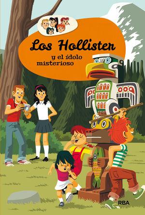 5 LOS HOLLISTER . LOS HOLLISTER Y EL IDOLO MISTERIOSO