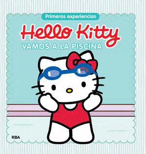 VAMOS A LA PISCINA HELLO KITTY