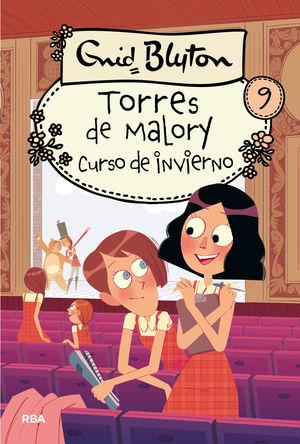 9 TORRES DE MALORY: CURSO DE INVIERNO