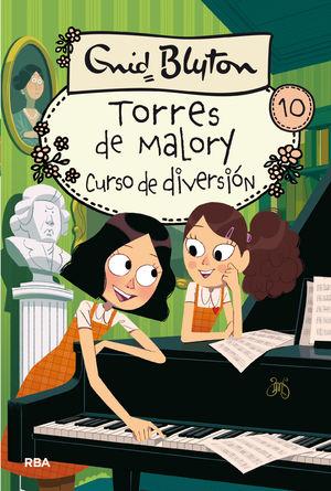 10 TORRES DE MALORY : UN CURSO DIVERTIDO