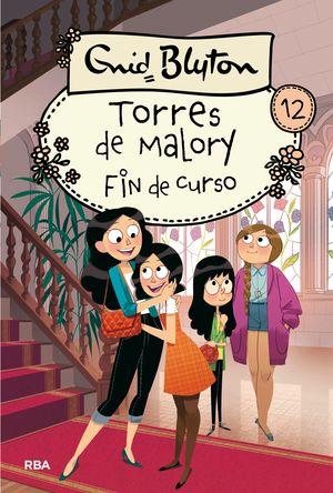12 TORRES DE MALORY : FIN DE CURSO.