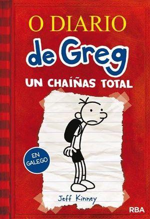 O DIARIO DE GREG UN CHAIÑAS TOTAL