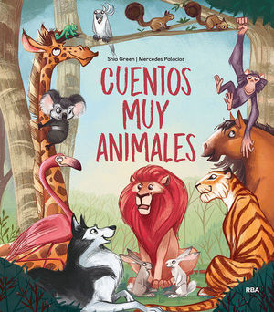 CUENTOS MUY ANIMALES
