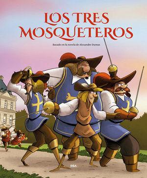 LOS TRES MOSQUETEROS (ÁLBUM)