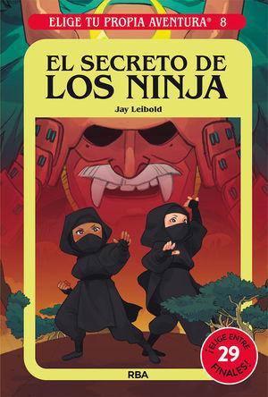 8 EL SECRETO DE LOS NINJA