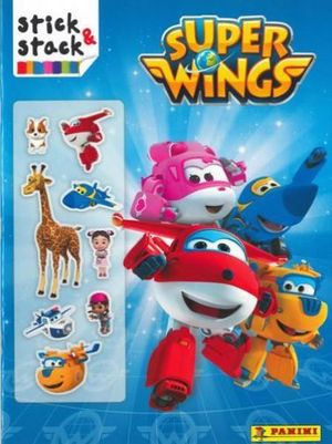SUPER WINGS. STICK&STACK