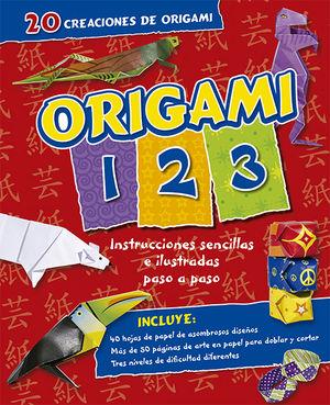 ORIGAMI 1, 2, 3
