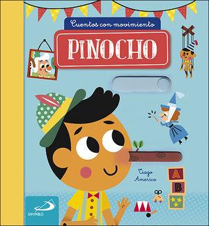 PINOCHO CUENTOS CON MOVIMIENTO