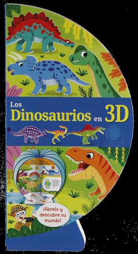 LOS DINOSAURIOS EN 3D