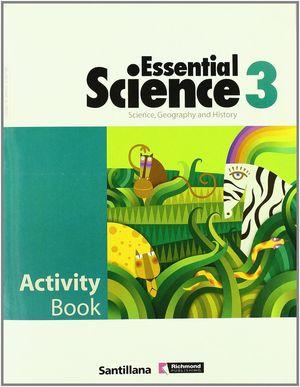 (07).CUADERNO ESSENTIAL SCIENCE 3O.(CONOCIMIENTO I