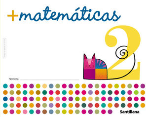 MAS MATEMATICAS 2 ED05 SANTILLANA