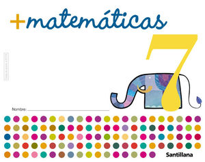 MAS MATEMATICAS 7 ED05 SANTILLANA