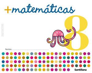 MAS MATEMATICAS 8 ED05 SANTILLANA