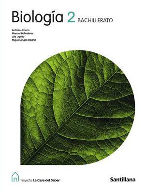 2º BACH.-BIOLOGIA 2 (2009) - CC.NATURALEZA