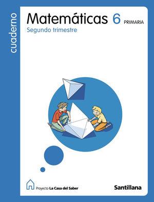6-2PRI CUAD MATEMATICAS LA CASA DEL SABER ED09