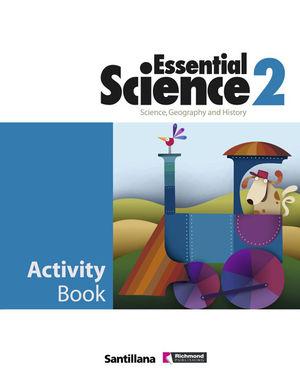 2PRI SCIENCE ESSENTIAL ACTIVIT BOOK ED09