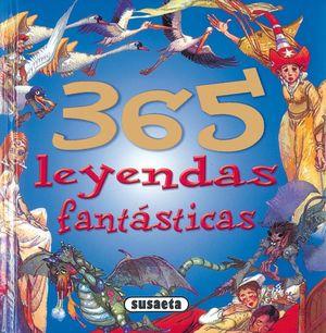 365 LEYENDAS FANTASTICAS. (365 ORO) REF:053-01