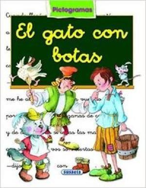 EL GATO CON BOTAS - LIBRO CON  PICTOGRAMAS - MARIFE GONZALEZ/ANA SERNA VARA - SUSAETA