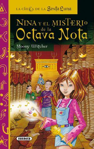 NINA Y EL MISTERIO OCTAVA NOTA (REF.130-2)