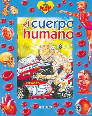 CUERPO HUMANO CON 8 PUZZLES