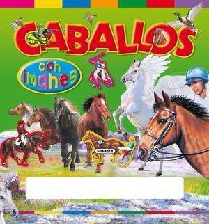 CABALLOS.(CON IMANES). REF.567-3