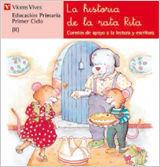 HISTORIA DE LA RATA RITA. CUENTOS DE APOYO. ROJA VICENS