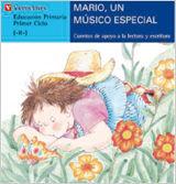 MARIO UN MUSICO ESPECIAL (AZUL)