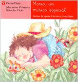 MARIO, UN MUSICO ESPECIAL -COLECCION CONTOS DE APOIO- VICENS VIVES