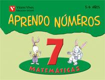 (08).APRENDO NUMEROS 7 (5-6 AÑOS)