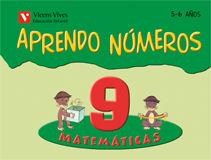 (08).APRENDO NUMEROS 9 (5-6 AÑOS)