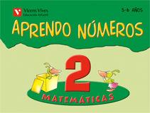 (08).APRENDO NUMEROS 2.(5-6 AÑOS)