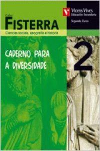 FISTERRA 2º ESO (G) CADERNO PARA A DIVERSIDADE