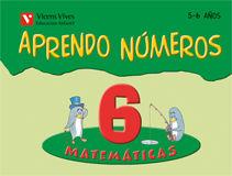 (08).APRENDO NUMEROS 6 (5-6 AÑOS)