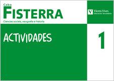 CABO FISTERRA 1 ACTIVIDADES CIENCIAS SOCIAIS, XEOGRAFIA E HISTORIA, 1 ESO. ACTIVIDADES