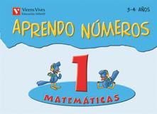 (08).APRENDO NUMEROS 1.(3-4 AÑOS)