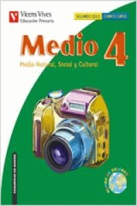 MEDIO NATURAL, SOCIAL Y CULTURAL, 4 EDUCACIÓN PRIMARIA (MADRID)