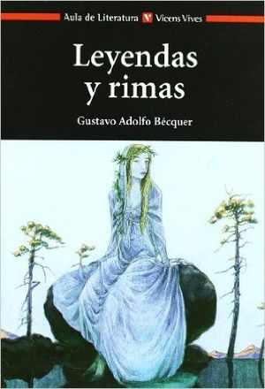 LEYENDAS Y RIMAS, AULA DE LITERATURA, BUP/BACHILLERATO. AUXILIAR
