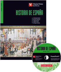 HISTORIA DE ESPAÑA 2ºBACH 09
