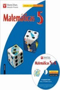 MATEMÁTICAS 5. GALICIA MUNDO DE CORES
