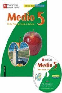 MEDIO 5. GALICIA MUNDO DE CORES