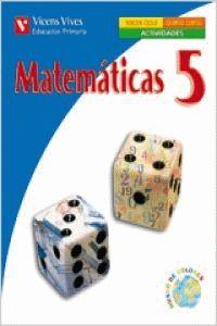 MATEMÁTICAS 5. ACTIVIDADES