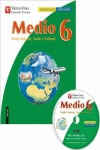 COÑECEMENTO DO MEDIO 6ºEP 09 MUNDO DE CORES
